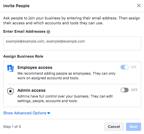 How To Setup A Facebook Business Manager Account - Internet