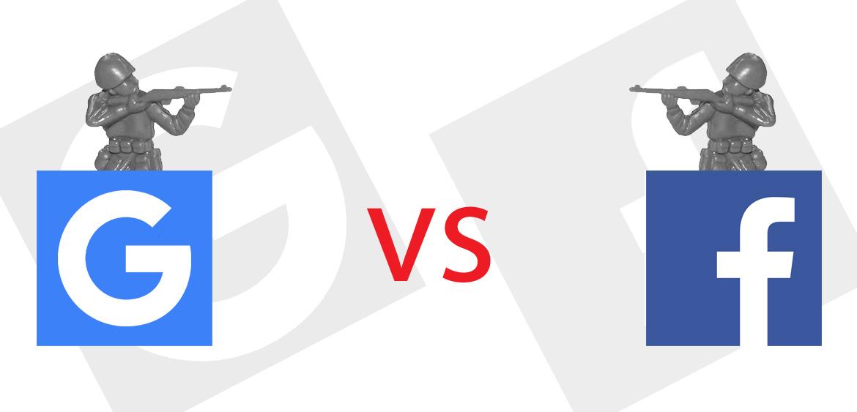 google remarketing versus facebook remarketing