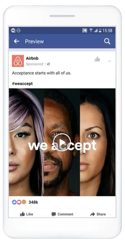 Facebook Video Ads Format